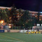 gocalcio voetbal trainingskamp teamuitje organiseren regelen plannen voetbal strand januari februari maart april mei juni juli augustus september oktober november december spanje mallorca trainingsveld