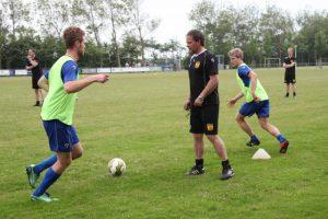 ameland trainingskamp voetbal organiseren plannen regelen nederland waddeneiland gocalcio